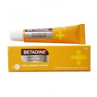 Betadine Antiseptic Ointment