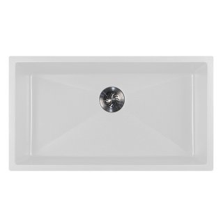 AER Granite Kitchen Sink KS1-03 W