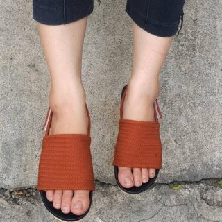 Magdiel - Sandal Wanita Tali selop motif dixie 0907