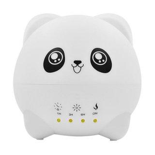 SINYO'S Cute Panda Aroma Diffuser Colorful LED Ultrasonic Humidifier