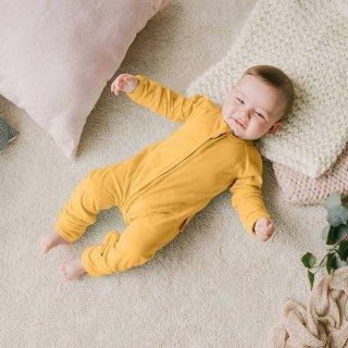 Baby Giggles - Takoyakids Azuki Sleepsuit