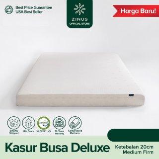 Zinus Kasur Busa Deluxe Tebal 20cm