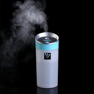Alat Pelembab Udara Ruang Lampu Humidifier Anion Purifier Aromaterapi