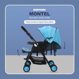 Stroller Babydoes 2455 Montel