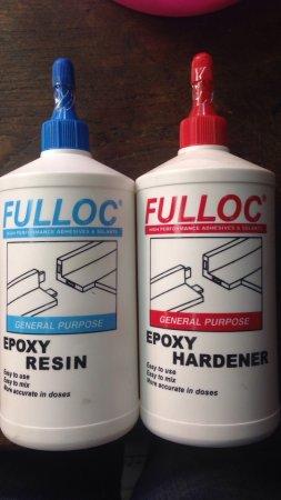 Lem Epoxy Fulloc