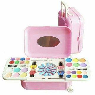 Mainan Anak Perempuan Kitty Nail Art Koper Set