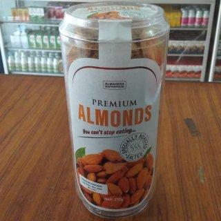 Kacang Almond Almahera Premium