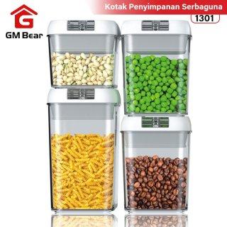 GM Bear Toples Makanan Set isi 4pcs 1301
