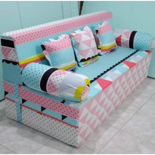 Sofa Bed Inoac Yukata