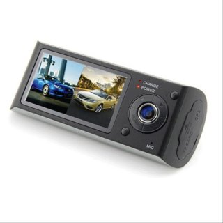 Baco Vehicle Car DVR Dual Camera