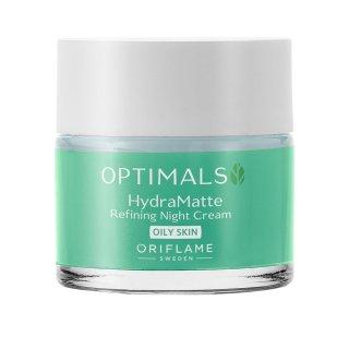 Optimals Hydra Matte Refining Night Cream Oily Skin