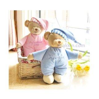 21. Boneka Teddy Bear Melatih Kemampuan Berbahasa