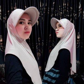 Hijab Topi Sporty Dewasa