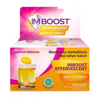 Imboost Effervescent with Vitamin C