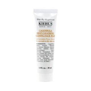 Kiehl's Calendula Deep Cleansing Foaming Facial Wash