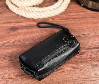 Clutch Korea Hand Bag Tas Jinjing Dompet Pria 0301