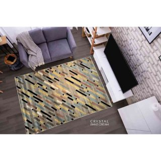 Karpet Modern Minimalis Crystal BM45
