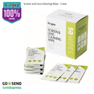 Ringke Screen & Lens Cleaning Wipe