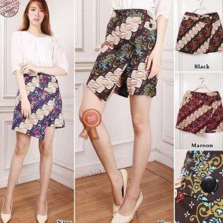 Rok Celana Short Pendek Mini Midi Wanita Murah Jumbo Bigsize Big Size