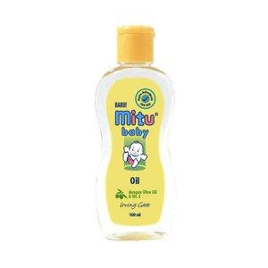 Mitu Baby Oil