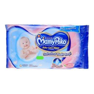 MamyPoko Regular Non Perfumed Tissue Basah Bayi