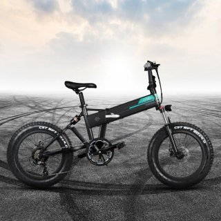 Fiido M1 Folding Electric Bike 20Inch Fat Tires