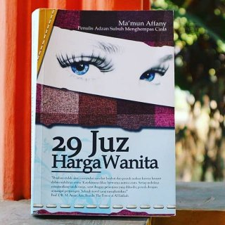 29 Juz Harga Wanita - Ma'mun Affany