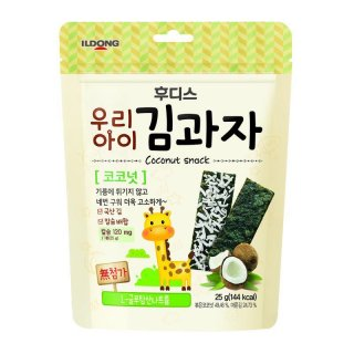 Ildong Seaweed Snack