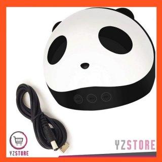 Pengering Kutek Kuku Gel 36W Lampu UV LED Nail Art Dryer Panda Design YZ15