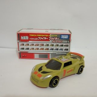 Tomica Firefighter Collection No 50 Lotus Exige S Diecast
