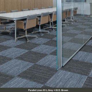 Karpet Tile Parallel
