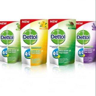 Dettol Multi Action Floor Cleaner