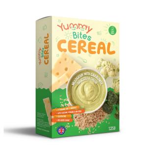 Yummy Bites Cereal Multigrain Cauliflower Brocolli With Cheese