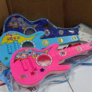 Mainan Gitar Anak