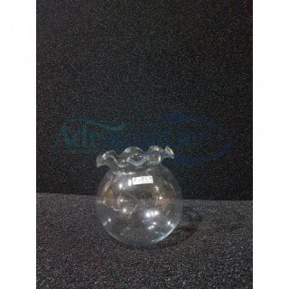Aquarium Bulat Toples DLX Shella 1,5 L