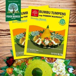 BUMBU MASAK CAP POHON MANGGA TUMPENG NASI KUNING