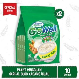 GOWELL Sereal Susu Kacang Hijau