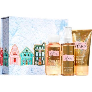Bath and Body Works In The Stars Gift Set