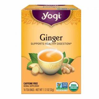 Yogi Lemon Ginger Tea
