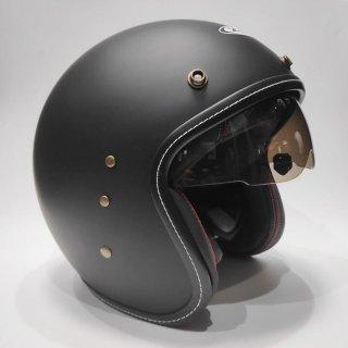 Half Face Helm Zeus ZS 385C