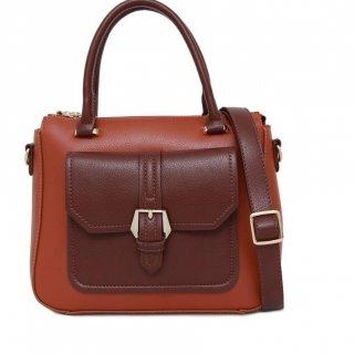 Elizabeth Bag Pedrine Handbag Brickred