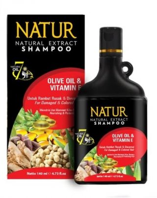 Shampoo Natur Olive Oil