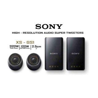 SONY XS-GS1 Tweeter Hi-Res Audio Mobil Dashboard Speaker