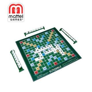 Mattel Games Travel Scrabble Original