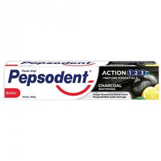 Pepsodent Action 123 Pasta Gigi Charcoal
