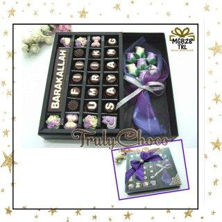 Hadiah Ulang Tahun Coklat Trulychoco