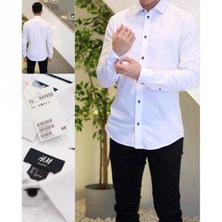 H&M White Shirt Men Original