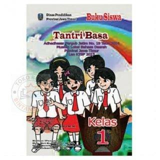 Buku Paket Bahasa Jawa Tantri Basa Kelas 1