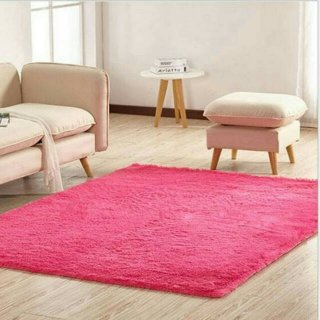 Karpet Lantai Bulu Lembut
