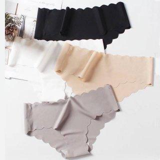 Women Seamless Briefs Knickers Underwear Underpants Panties